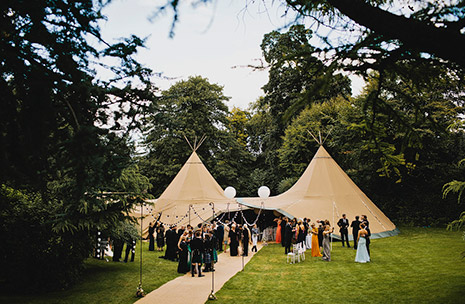The Best Parties Happen In Papakata Tents Teepee Tipi Sperry