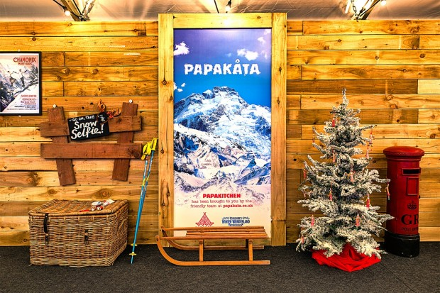 PapaKitchen at Yorkshire's Winter Wonderland