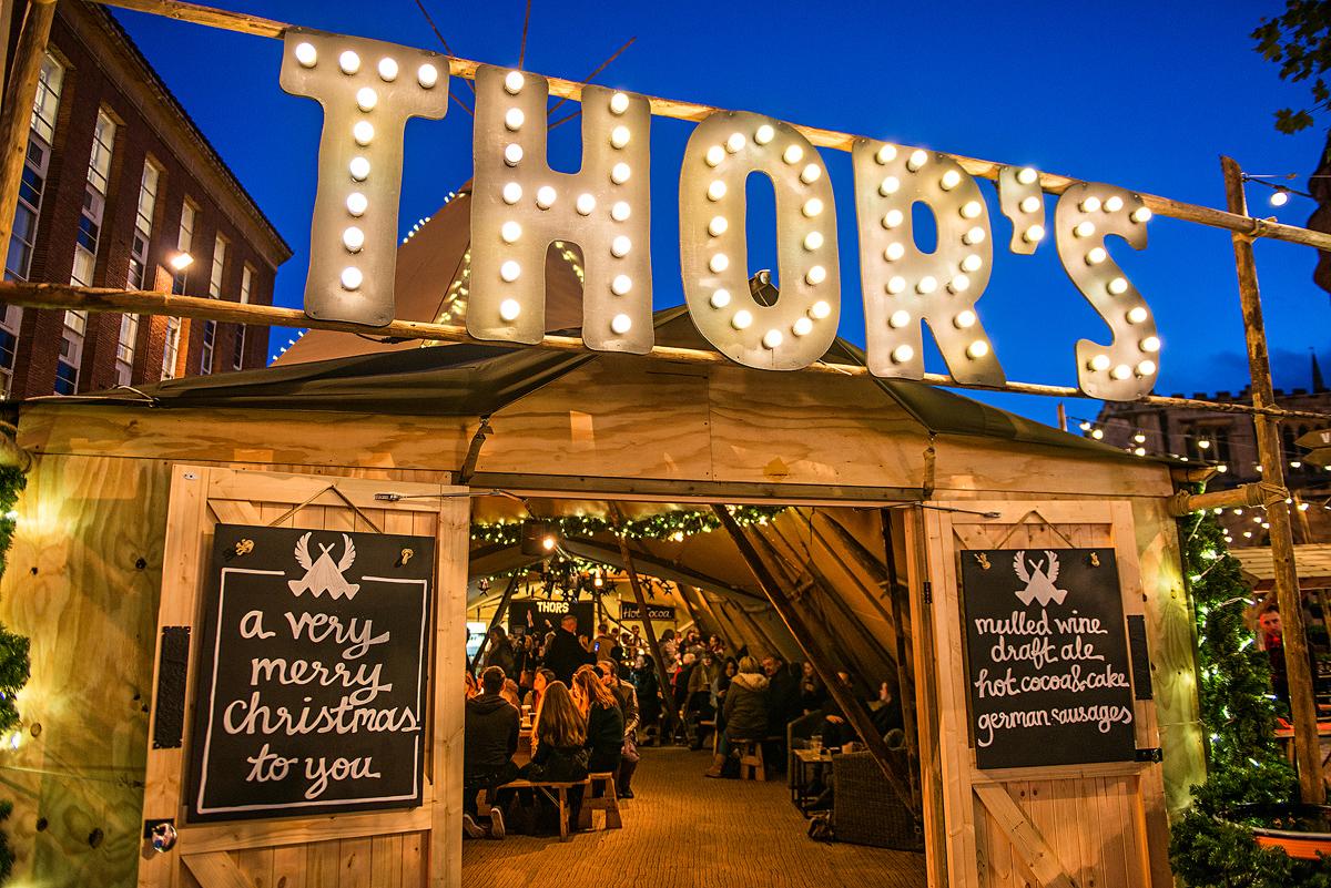 Thor S Tipi Christmas Pop Up Bar Papak 229 Ta