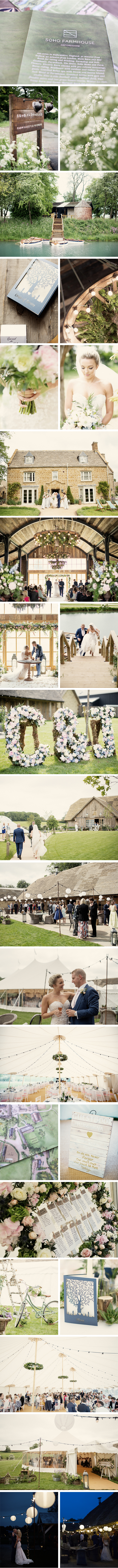 Charlotte & James PapaKata Sperry Wedding at Soho Farmhouse, Oxfordshire