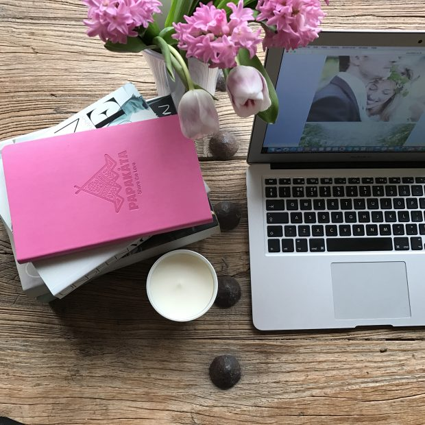 Wedding & Event planning essential: Your Pink PapaKåta Planner