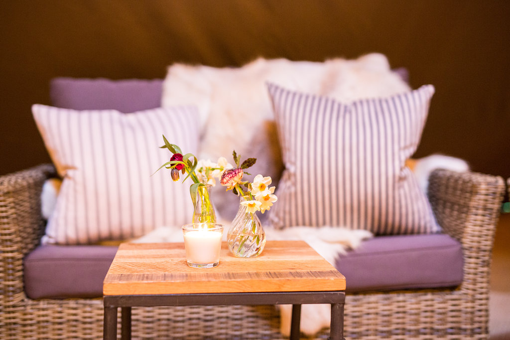 Cosy hubs, the ultimate in luxe chill-out furnishings