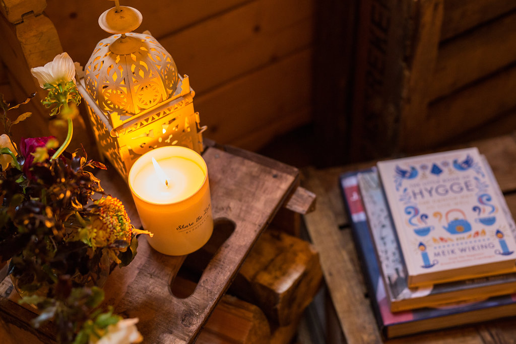 Getting our Hygge on and Sharing the Love