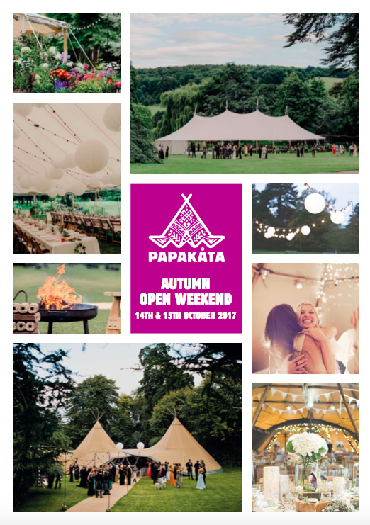 PapaKata Autumn Open Weekend