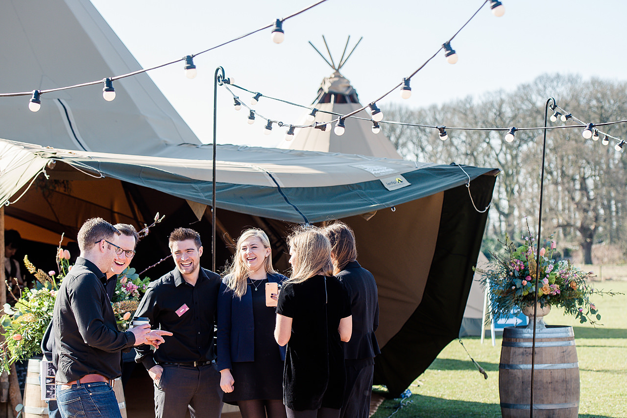 PapaKåta Open Weekend: Meet the Team & the Tents, image by Dominic Wright Photography