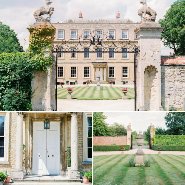 Newington House captured by Lucy Davenport