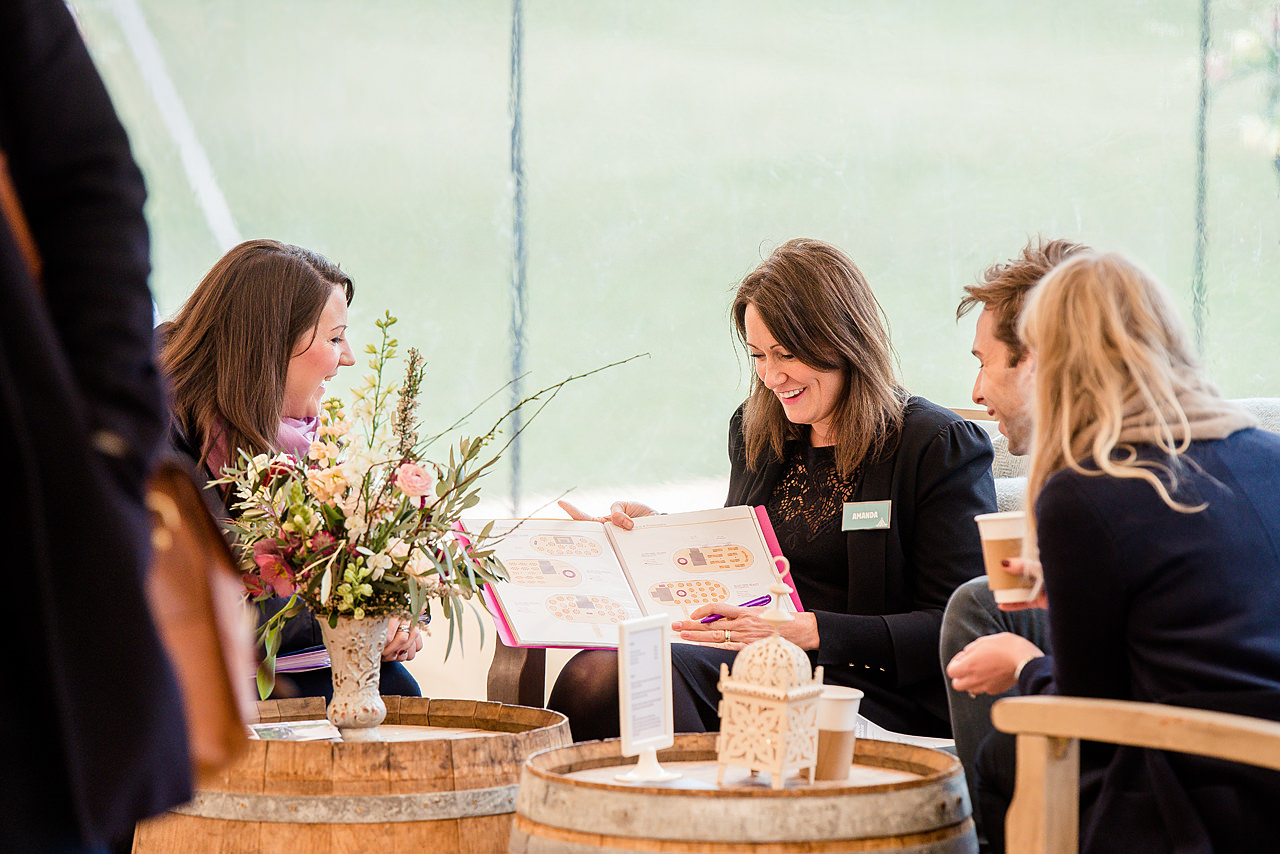Autumn Open Weekend, meet the PapaKåta team & chat through the details of your weddings or event, Image by Dominic Wright