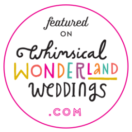 PapaKåta Sperry on Whimsical Wonderland Weddings
