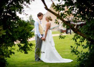 Fenella & Ed's PapaKata Teepee Wedding