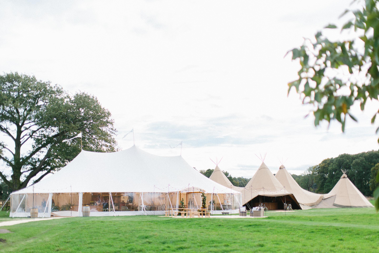 PapaKåta Sperry Tent & Teepees at Escrick Park by Melissa Beattie Photography