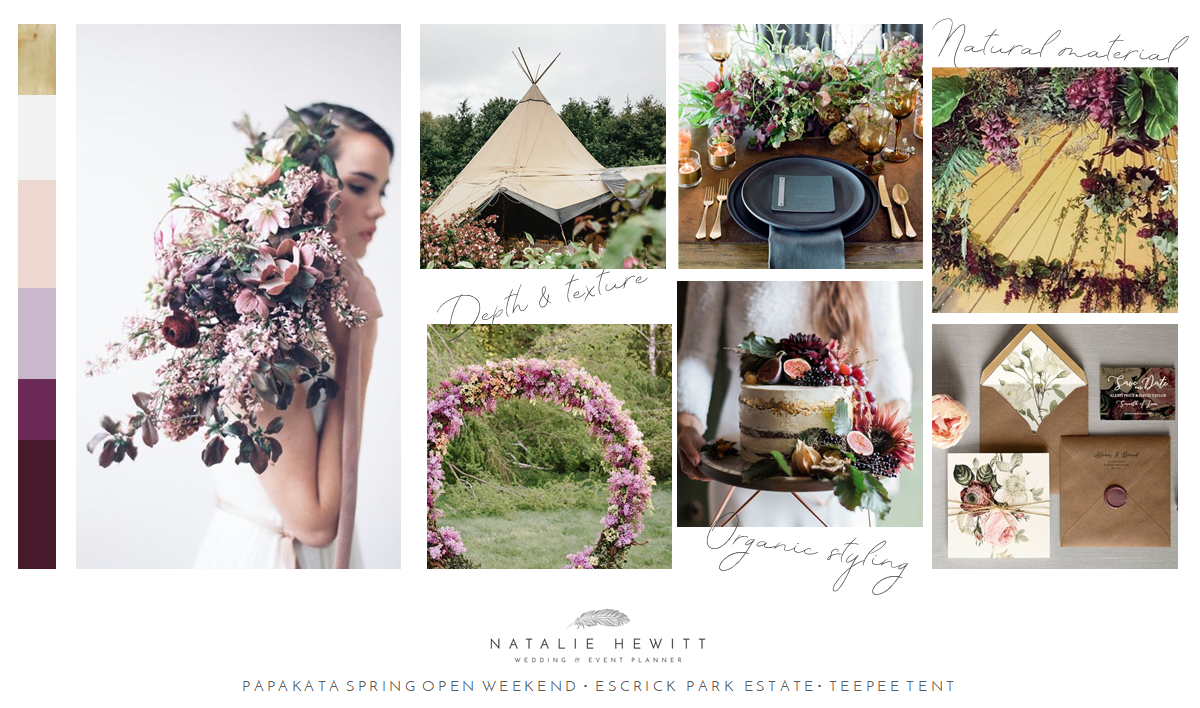 PapaKåta Spring Open Weekend Teepee inspiration in association with Natalie Hewitt Wedding & Event Planner