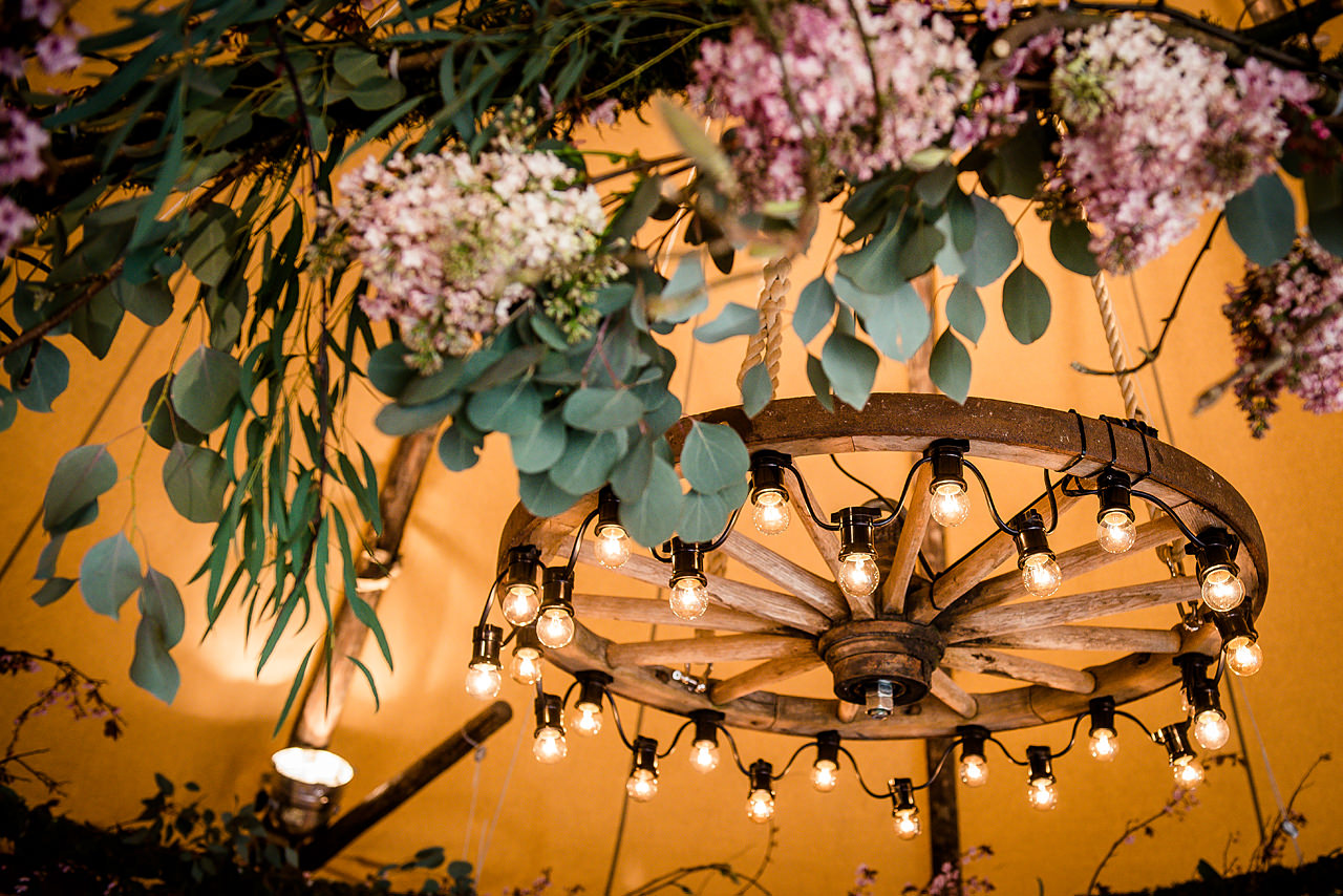 PapaKåta Teepee Finishing Touches by Dominic Wright Photography