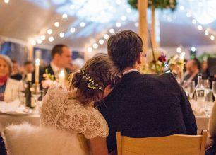 Lydia & Ben's PapaKåta Sperry Wedding