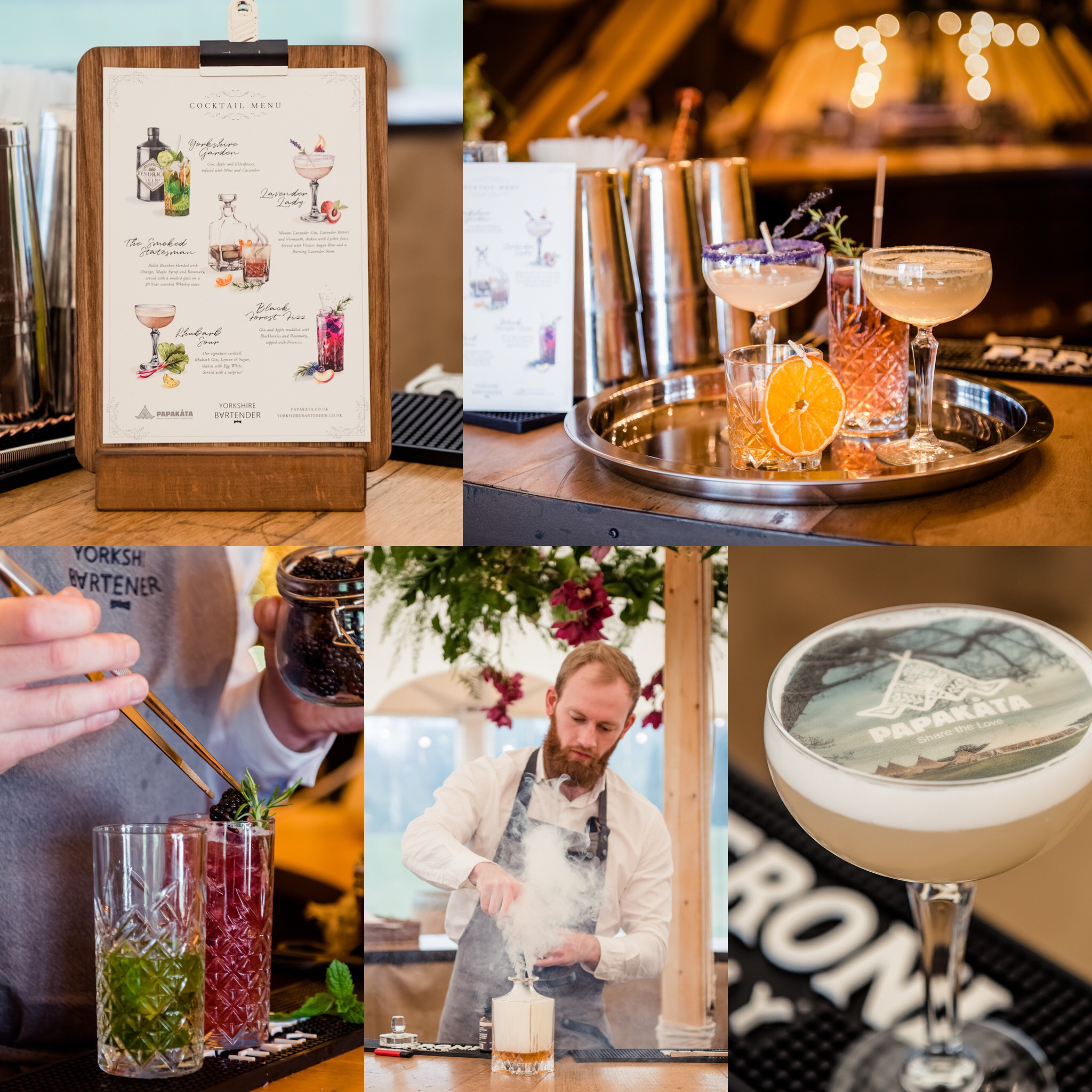PapaKata Open Weekend with Yorkshire Bartender