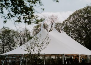 PapaKata Sperry Tent Wedding