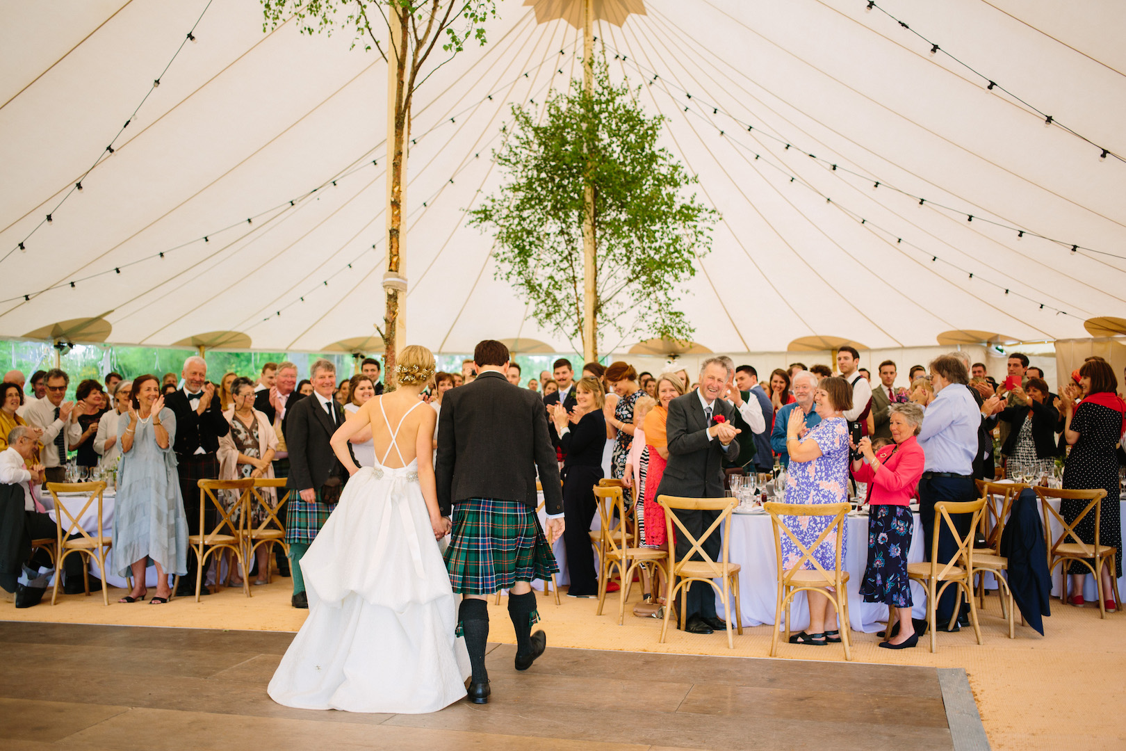 Alice & Alex's PapaKåta Sperry Wedding at Dunsinnan House, Scotland- Bride & Groom Style by Eilidh Sutherland Photography