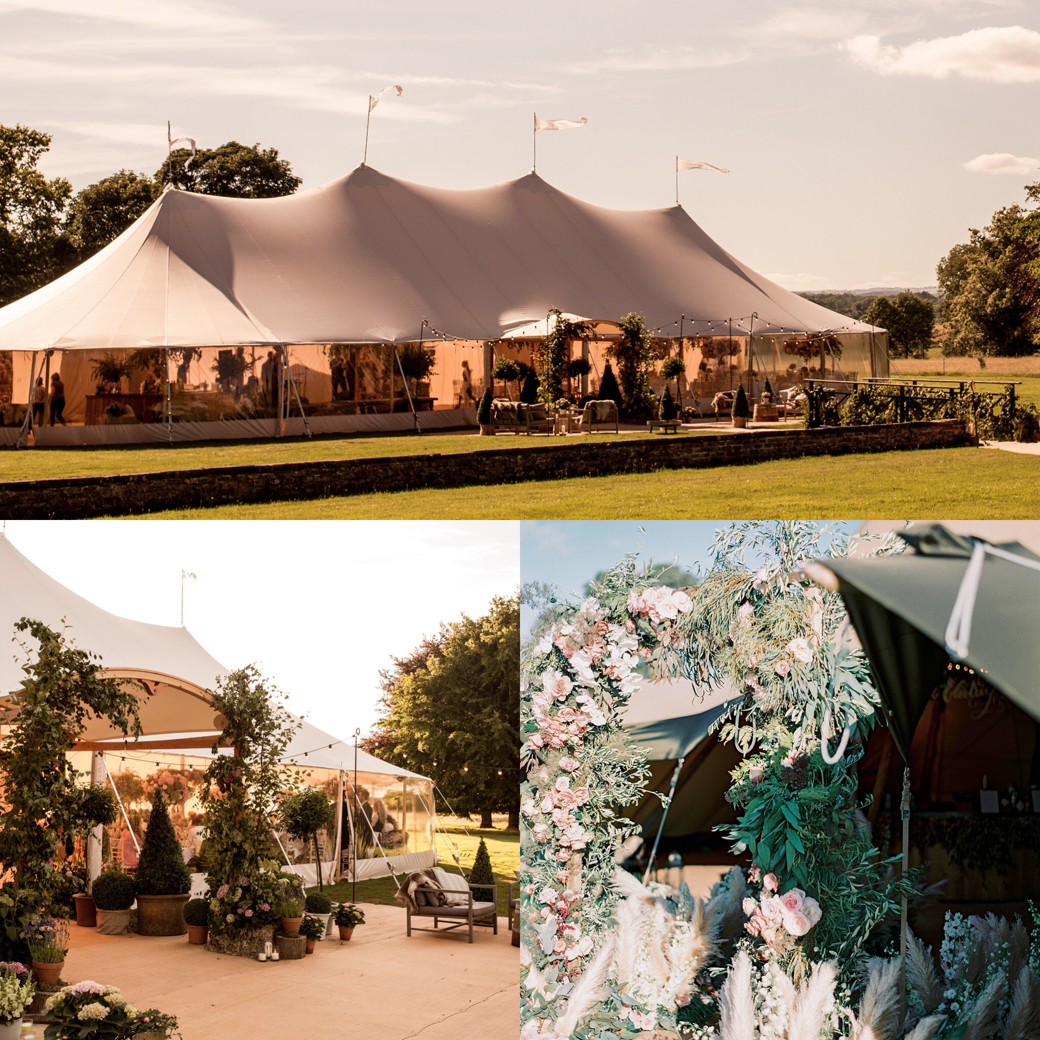 Make an Entrance PapaKåta Teepees and Sperry Tents style Images by Allister Freeman | Katie Julia
