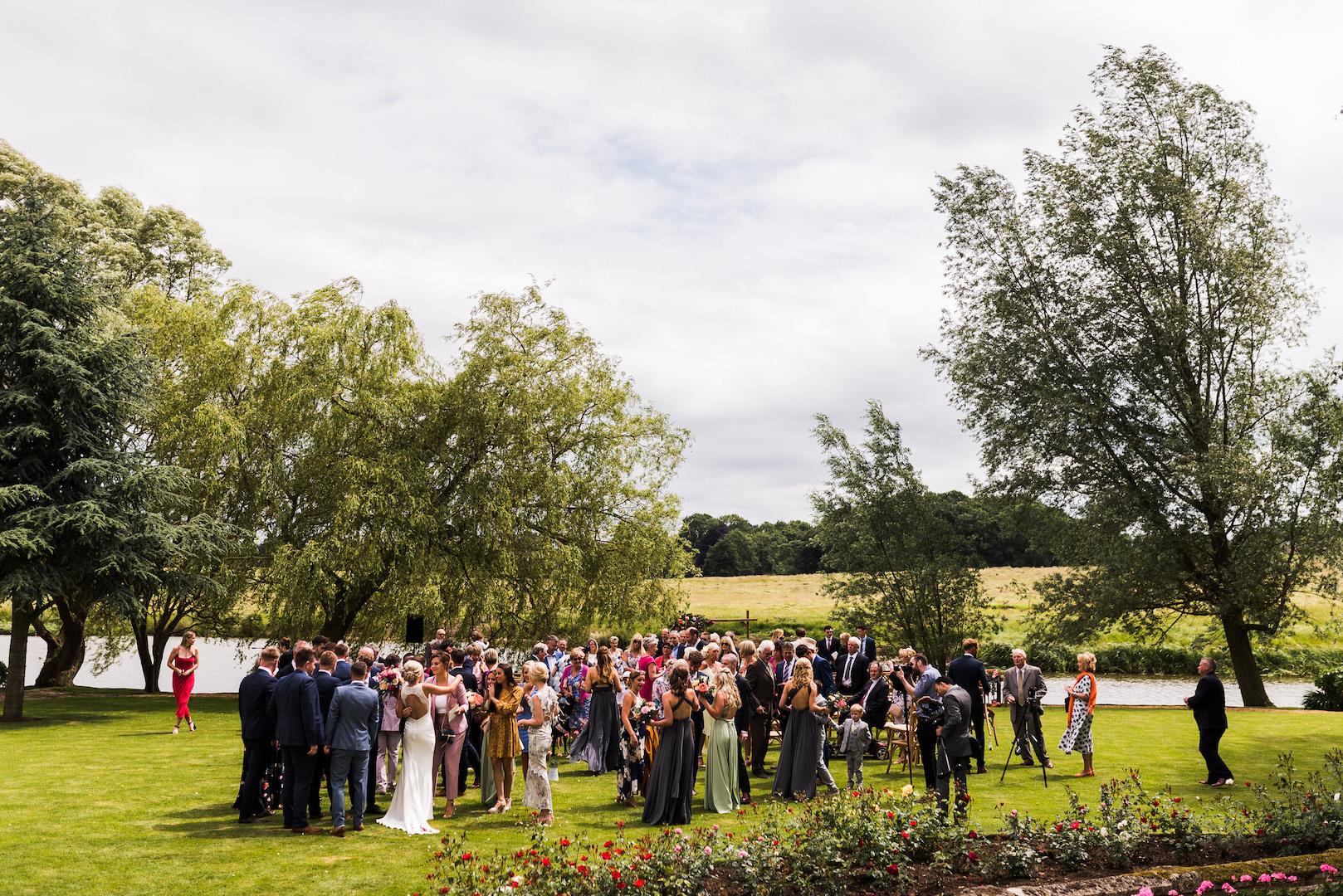 Sarah and Joe's PapaKata Sperry Wedding: The wedding party