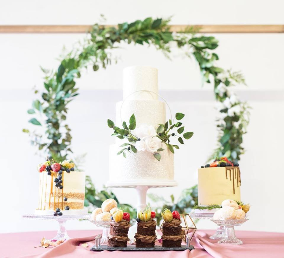 Wedding and Event cakes by Where the Ribbon Ends