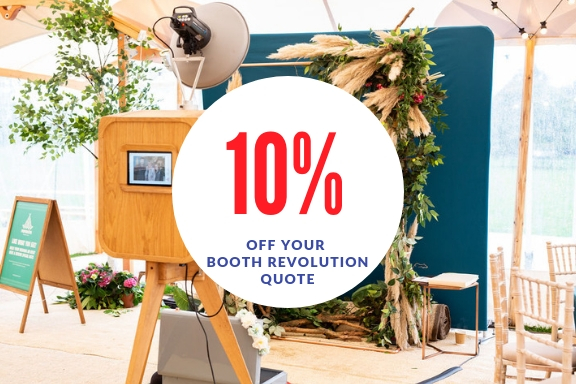 Booth Revolution exclusive PapaKåta discount - available to all those who attended the PapaKata Open Weekend 2018