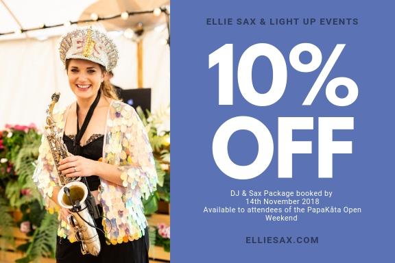 Ellie Sax exclusive PapaKåta Discount
