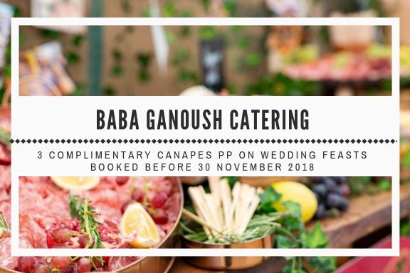BABA GANOUSH exclusive PapaKåta discount