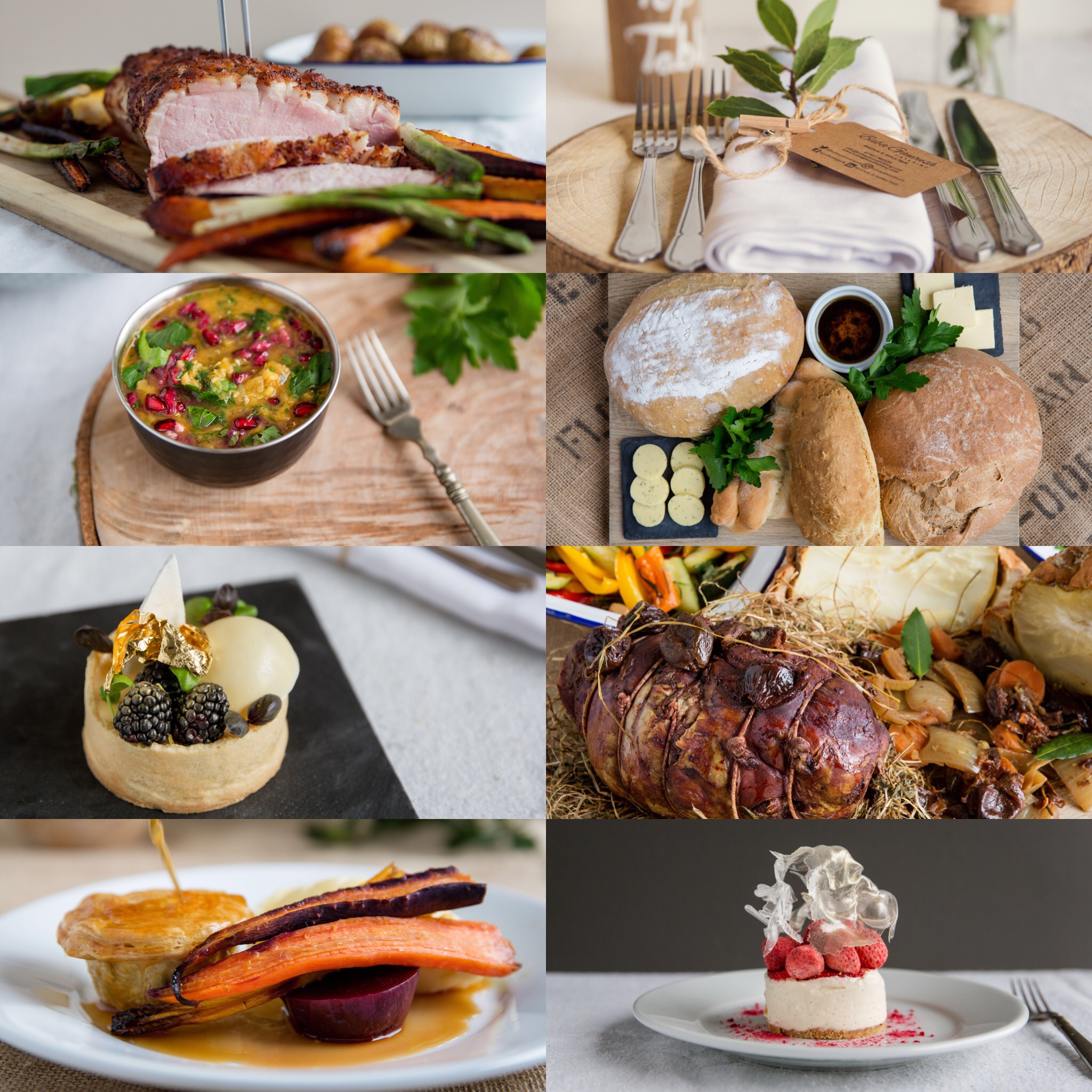 PapaKata Autumn Open Weekend Food inspiration by Baba Ganoush Event Catering