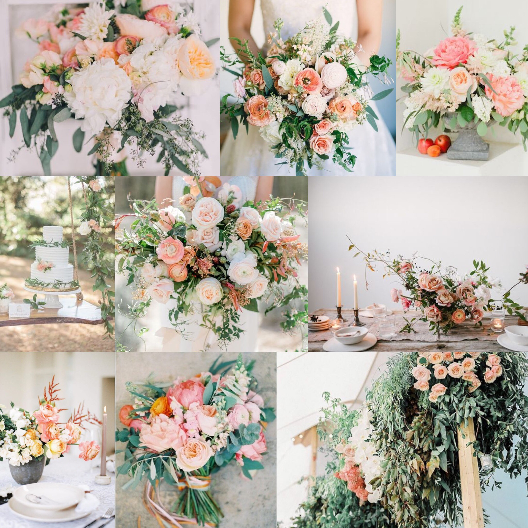 PapaKata Spring 2019 Open Weekend Teepee and Sperry Tent wedding and event Inspiration and trends Flowers
