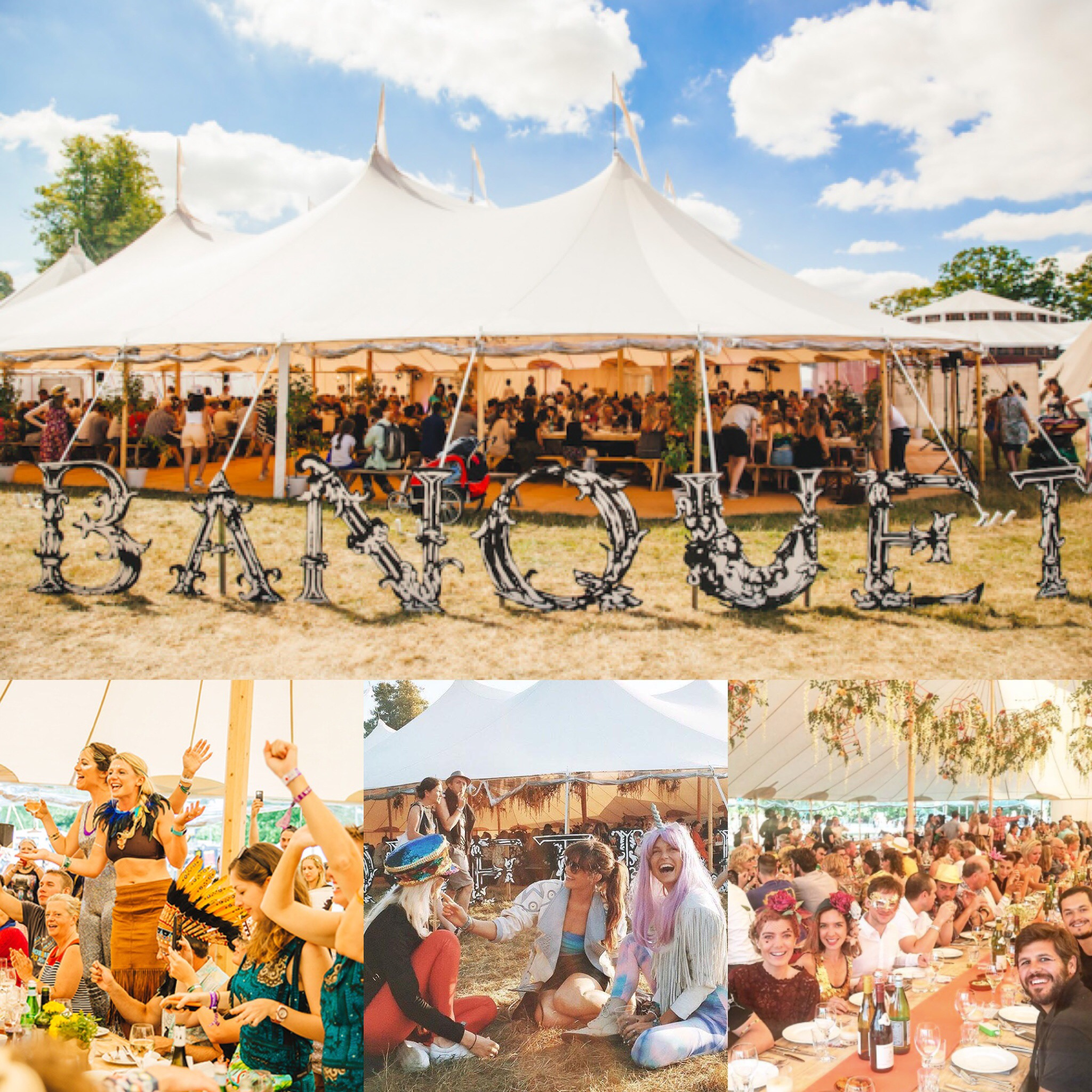 PapaKåta Sperry Tent at Wilderness Festival