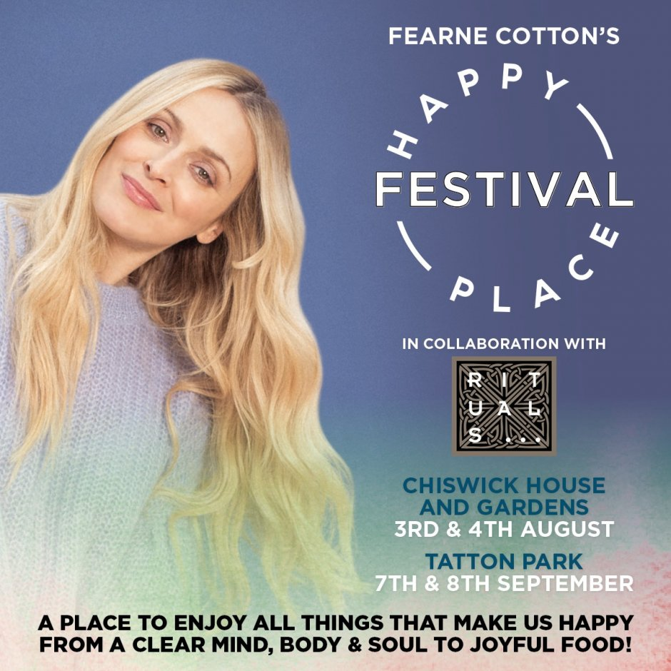 PapaKåta Teepees at Sperry Tents at Fearne Cotton's Happy Place Festival